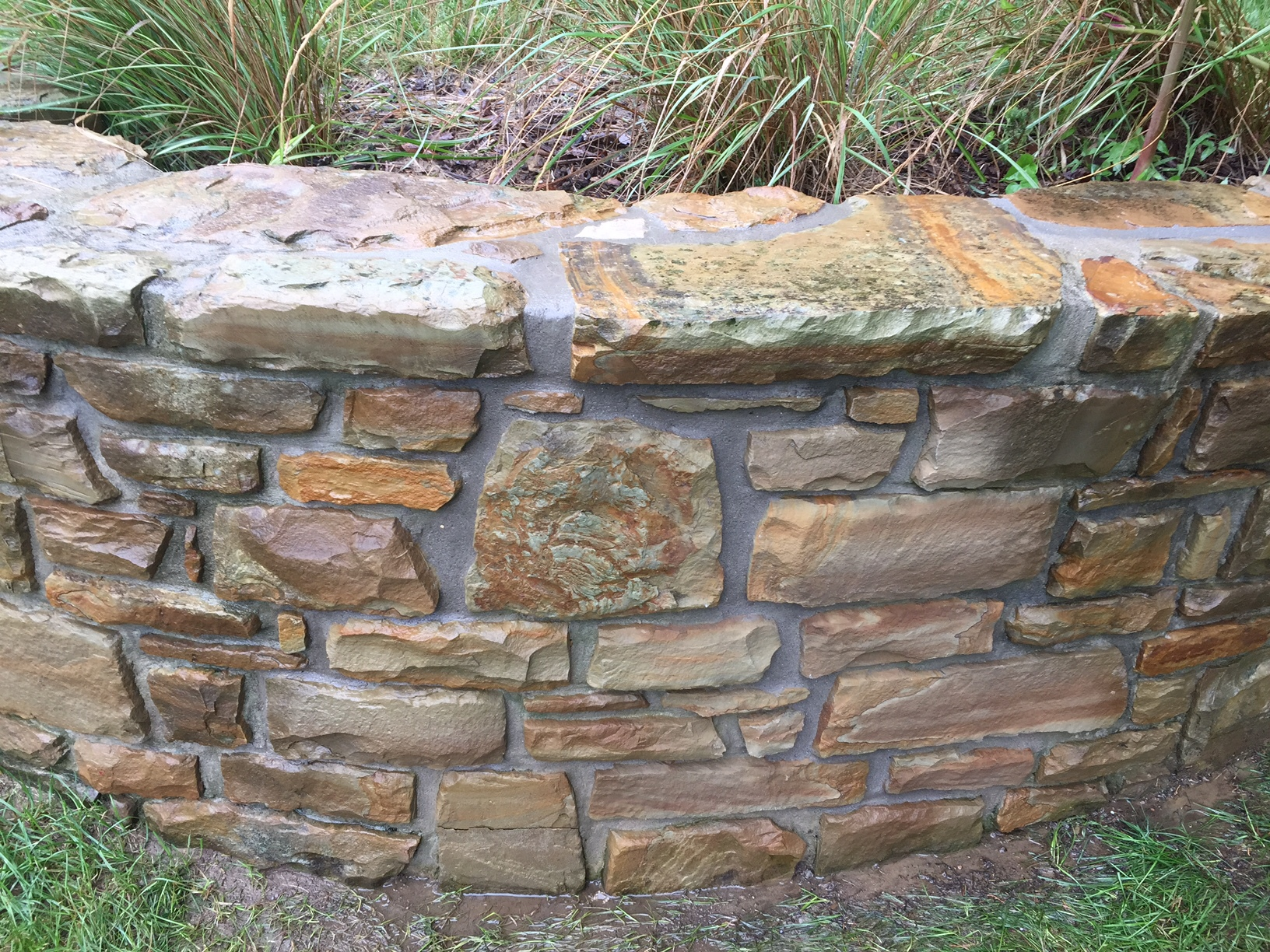 Stone Wall Construction and Repairs Indianapolis.