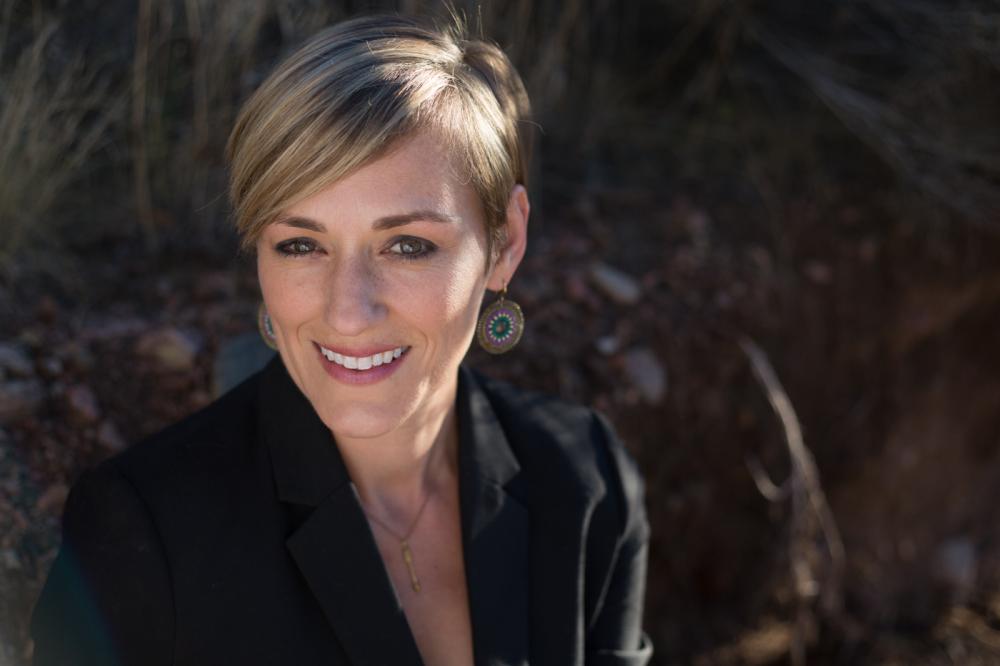 Executive Director, Lisa Roach