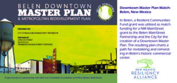 2015: Belen Master Plan