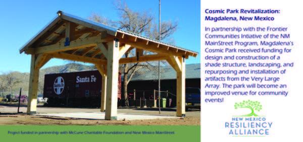 2015: Cosmic Park Revitalization