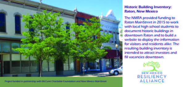 2015: Historic Building Inventory