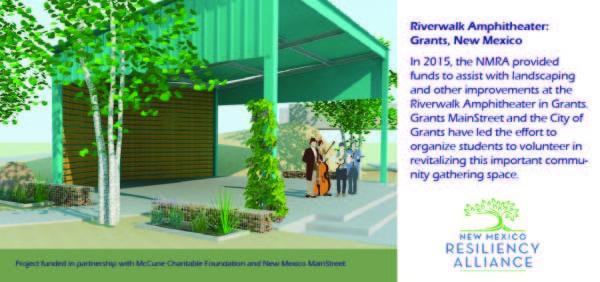 2015: Riverwalk Amphitheater Landscaping