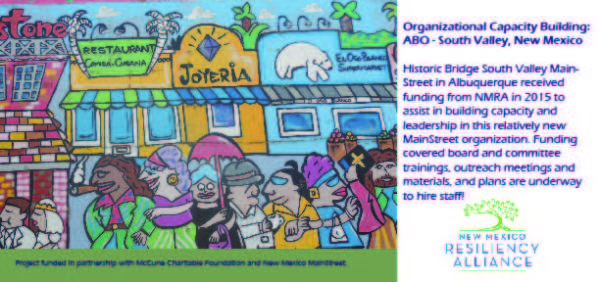 2015: Organizational Challenge