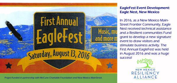 2016: EagleFest Signature Event Development