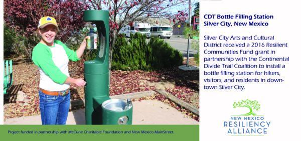 2016: Water For All CDT Bottle Filling Station