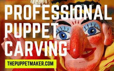 Punch and Judy, puppet maker, Miraiker, Miraiker's World of Puppets