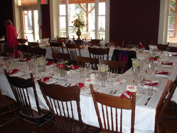 Event dinner