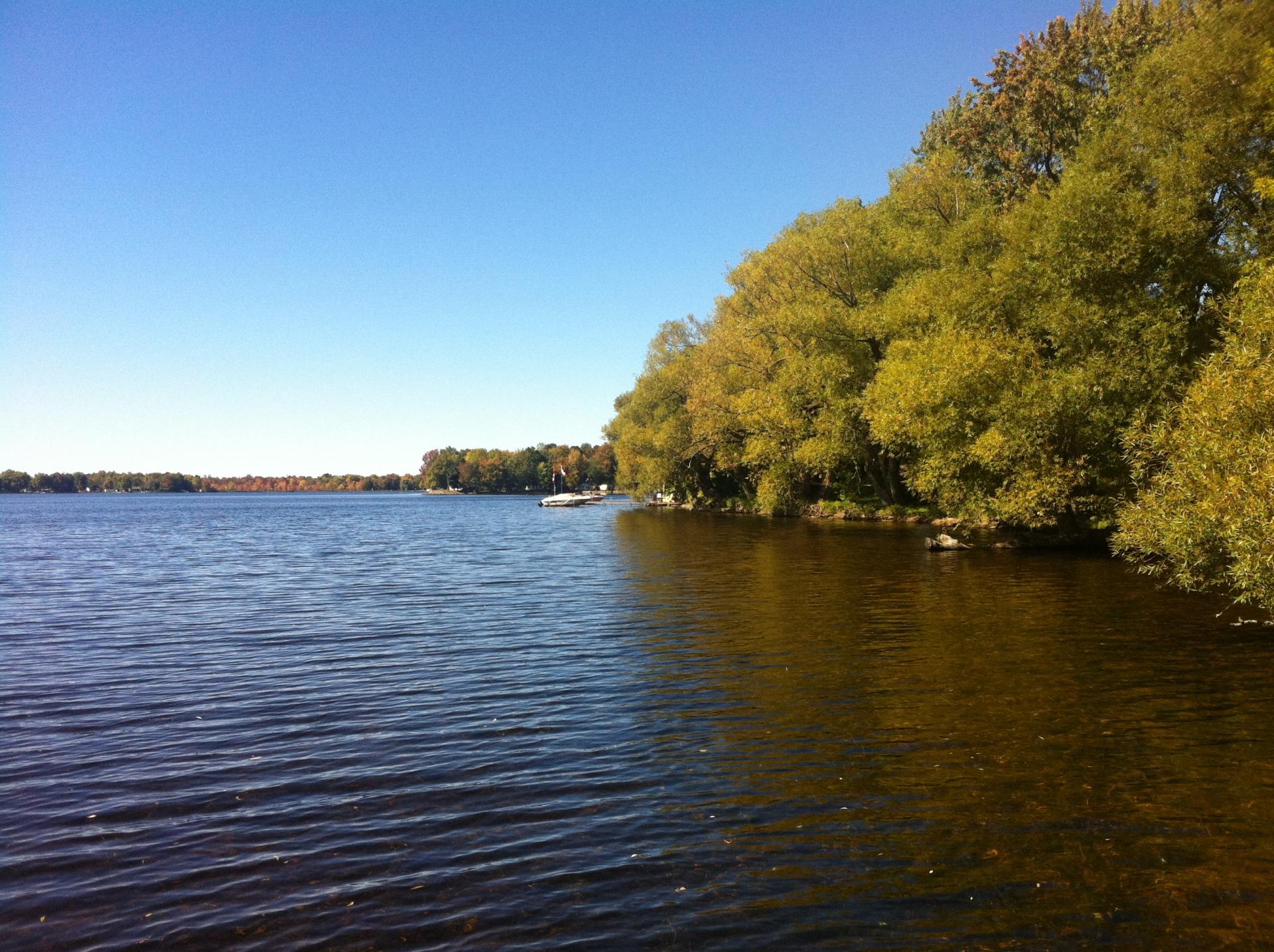 Mississippi Lake