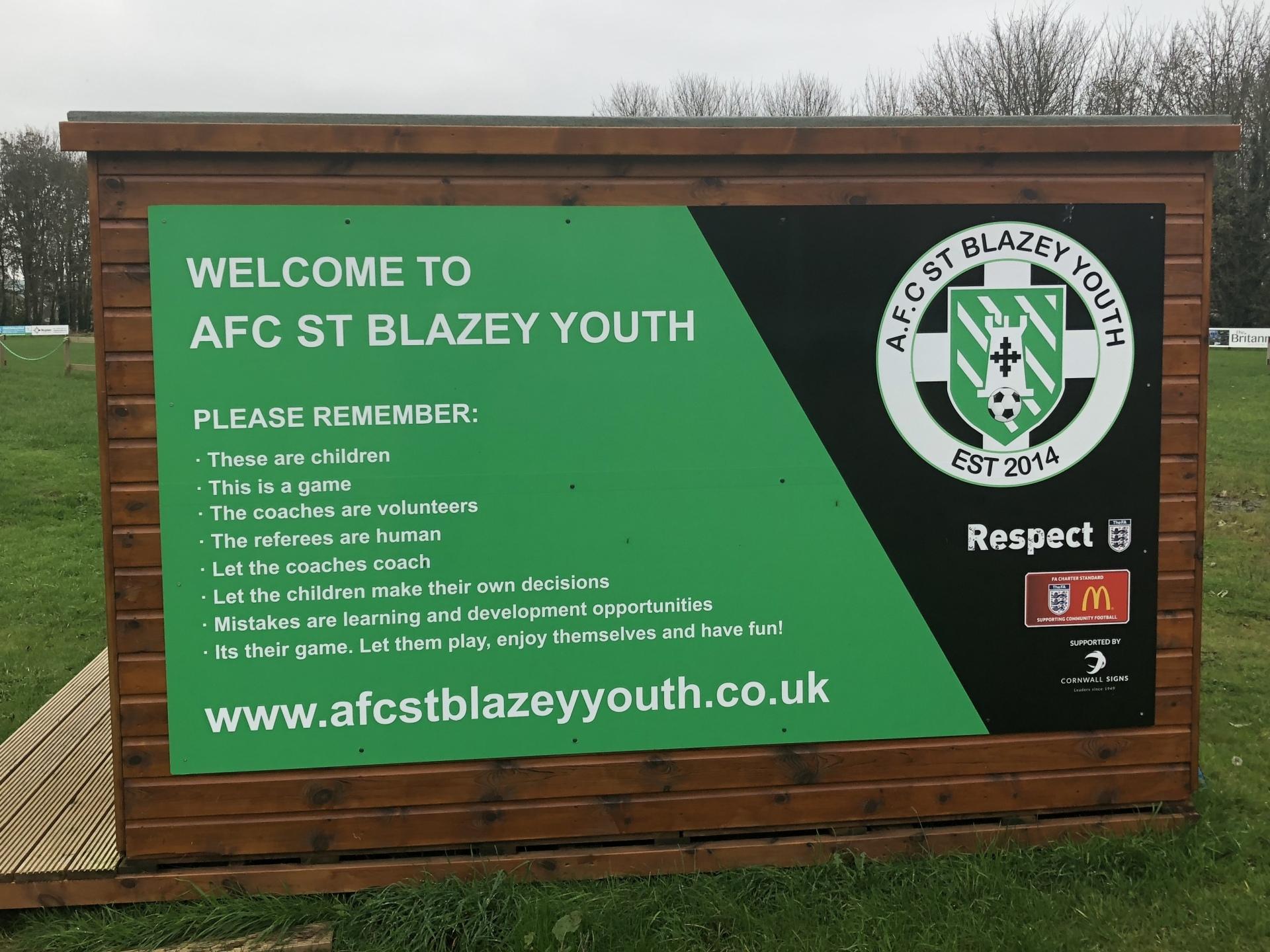 AFC St.Blazey Youth