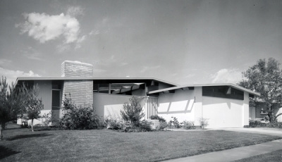San Carlos Mid-Century Modern