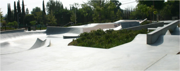 Avocado Heights Skatepark 553 S. 4th Ave. Avocado Heights California, United States, 91746