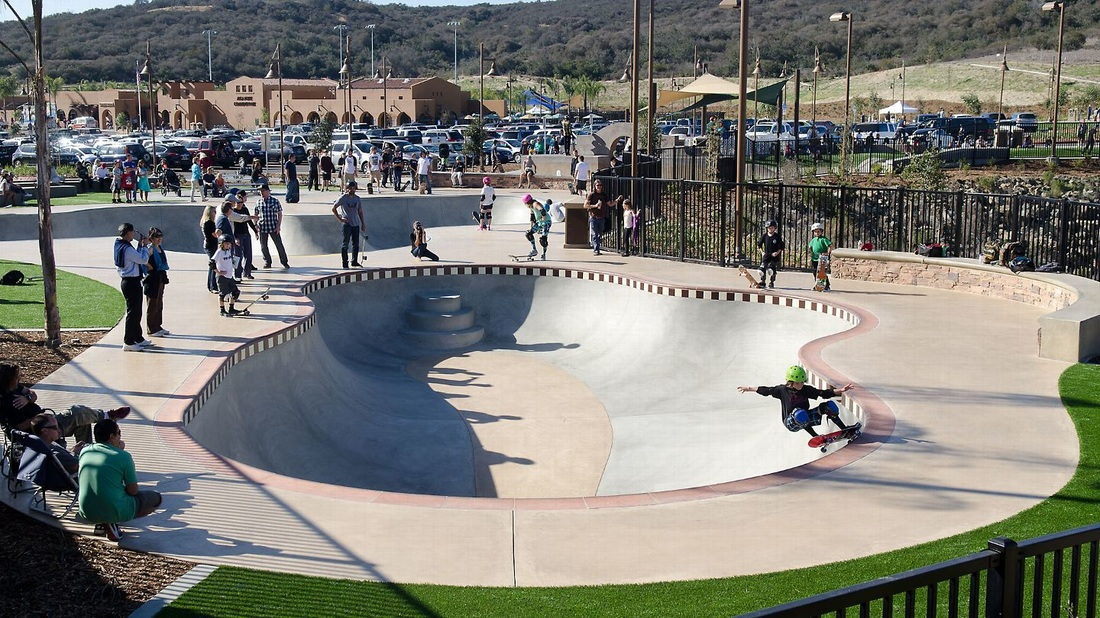 California Skate Parks - Featuring Southern and Northern California Skate Parks