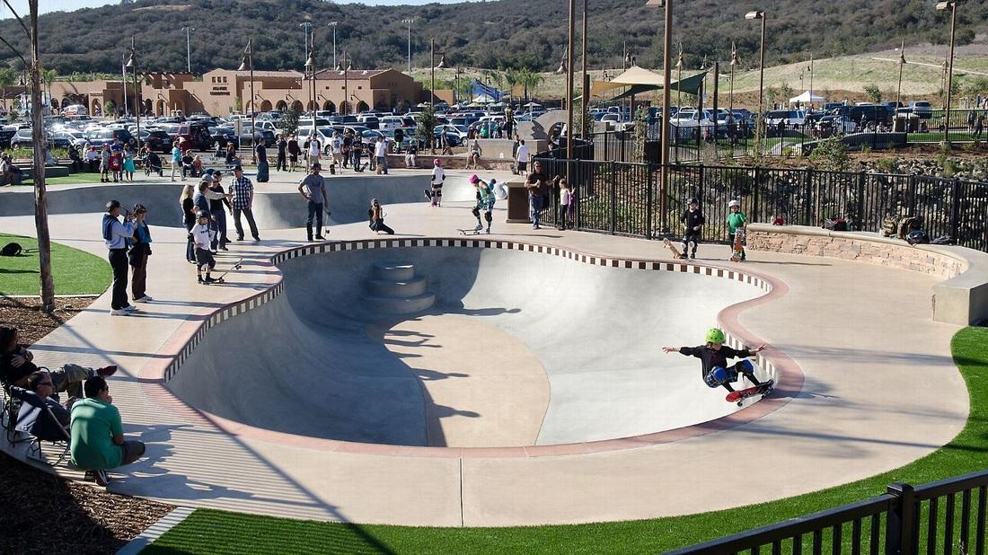 GET DIRECTIONS  Carlsbad at Alga Norte Skatepark  2014 Alga Norte Skatepark  Carlsbad, CA