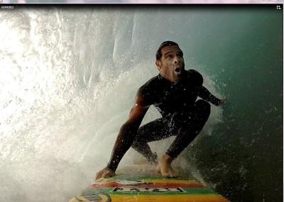 Jeff Battisti ( Rat Surfboards )