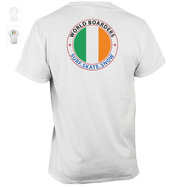 World Boarders Ireland Apparel