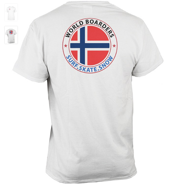 World Boarders Norway Apparel