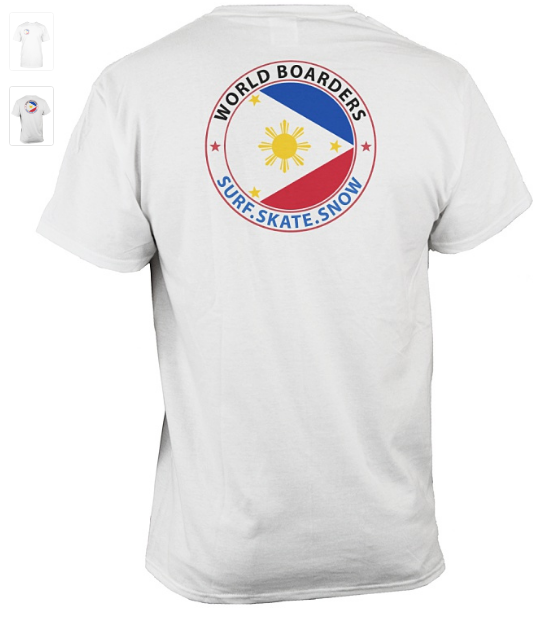 World Boarders Philippines Apparel