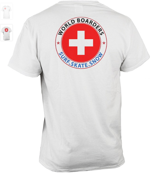 World Boarders Switzerland Apparel