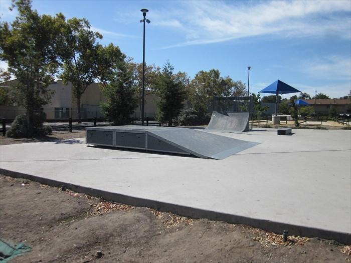 Adobe Park Skate Park Castro Valley, CA