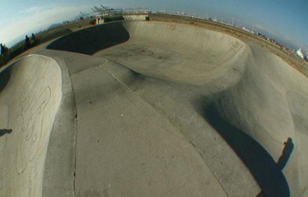 Alemeda Skatepark in Alemeda, CA