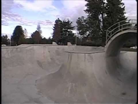 Kent Washington Skatepark