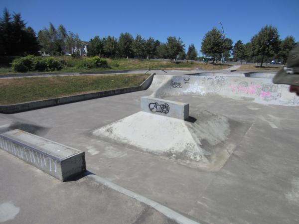 Bellingham Skatepark, Bellingham, WA