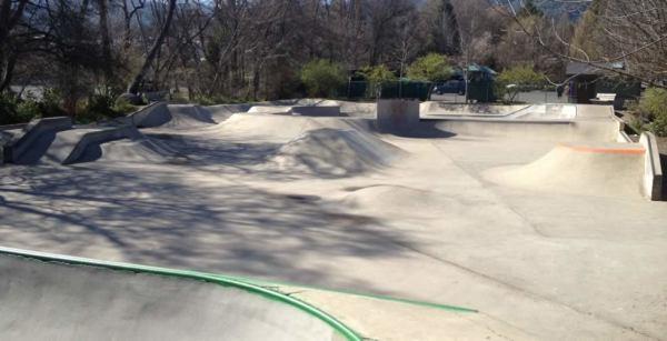 Ashland Skatepark, Ashland, OR
