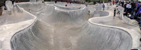 Tualatin skatepark, Tualitin, OR