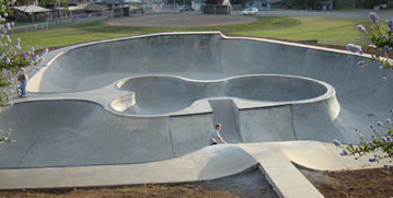 Brookings SkatePark, Brookings, OR