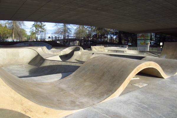 Portland, OR SkatePark