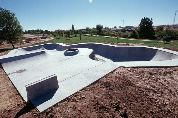 Kuna Idaho - Skatepark