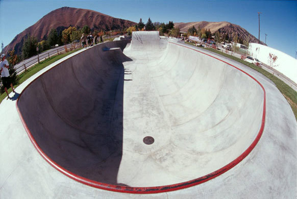 Haley, Idaho SkatePar