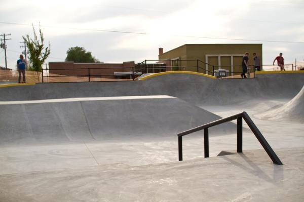 Jerome, Idaho Skatepark