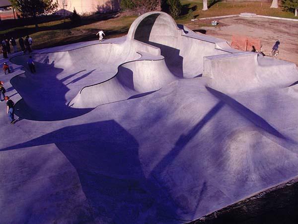 Buhl, Idaho SkatePark