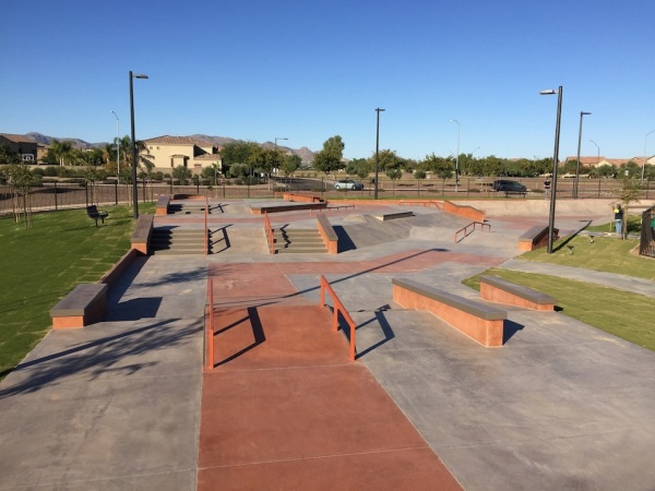 Surprise Farms SkatePark