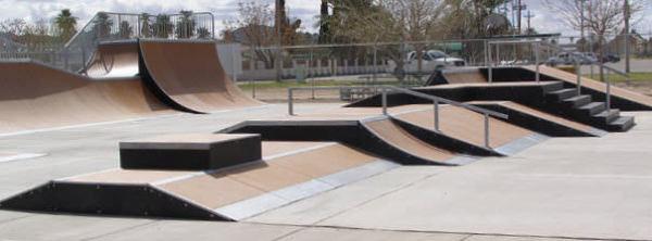 Sacton, Arizona Skatepark