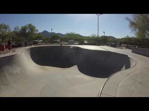 McDowell Ranch, Arizona skatepark