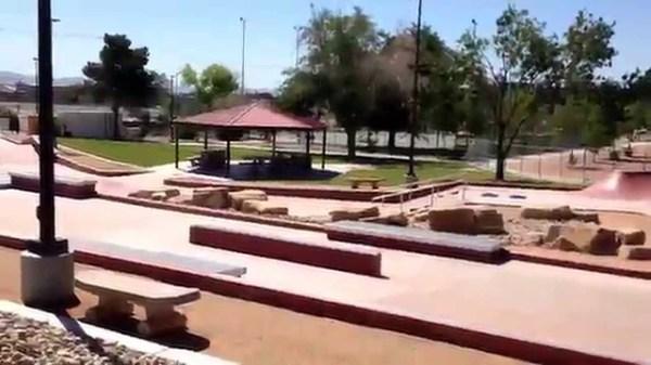 Jaycee Skatepark - Las Vegas, Nevada