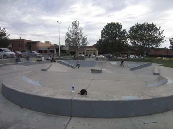 Winnemucca, Nevada - Skatepark
