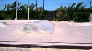Idlewild Skatepark - Reno, Nevada