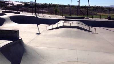 Nevada Skateparks