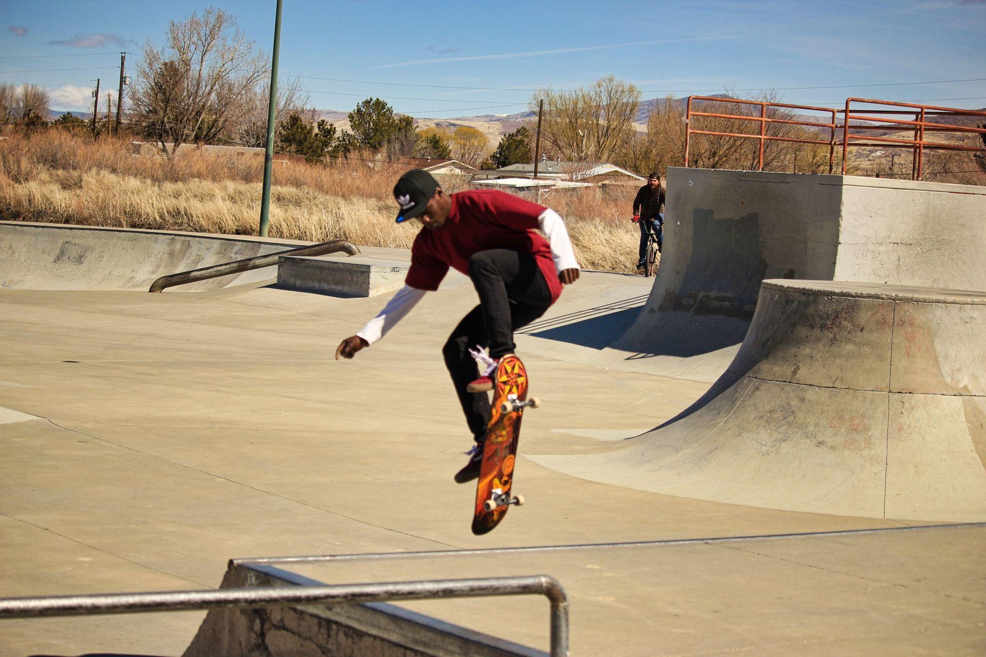 Izzy Riot Mira Loma Skate PArk