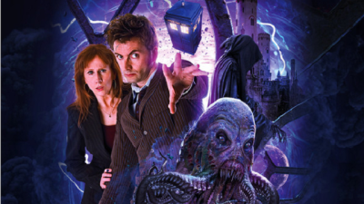 Hello Old Friends - 10th Doctor Adventures Vol. 1 Review Part 1