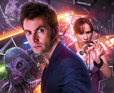 Familiar Faces - 10th Doctor Adventures Vol. 1 Review Part 2