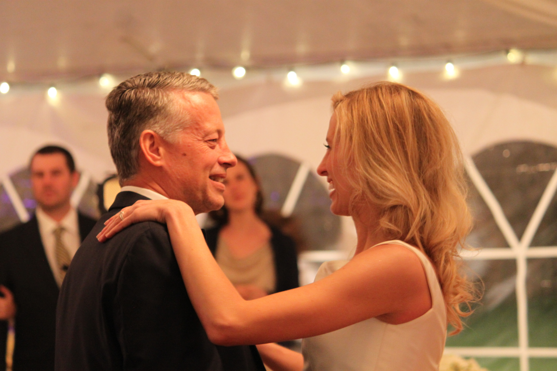 Mike Shannon Father Daughter Dance