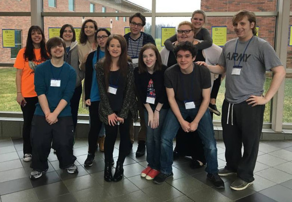 Thespian Conference 2016