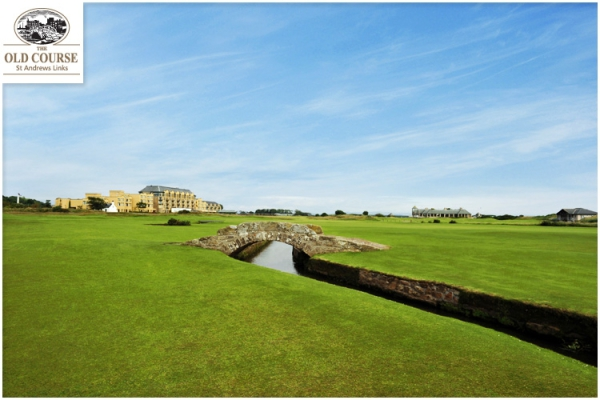 St Andrew Old Course