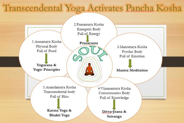 Activate your panchakosha now and experience the real bliss!!!