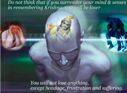 Ishwara Pranidhana -Learn how to Surrender unto the Supreme Lord