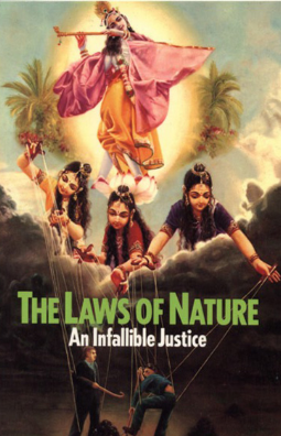Laws of Nature explores old-aged mysteries surrounding karma & reincarnation, free will & destiny, enlightenment and liberation.